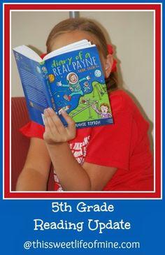 5th Grade Reading Update