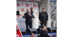 Başbakan Binali Yıldırım Tokat'taki mitingde nikah kıydı
