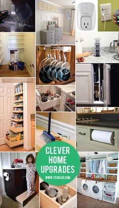 Clever Home Upgrades