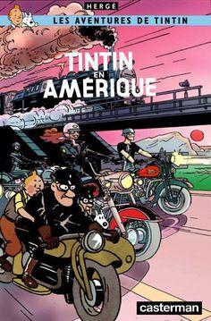 Les Aventures de Tintin - Album Imaginaire - Tintin en Amérique::