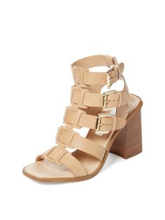 Orphia High Heel Gladiator Sandal from Summer Trend: Block-Heel Sandals on Gilt