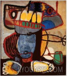 Karl Appel Paintings - Google Search