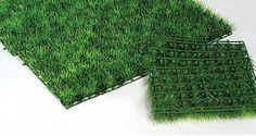 Golf party theme : grassmat decoration - Linda Kaye's Partymakers