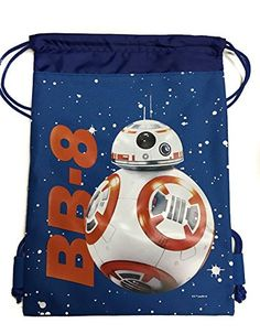 899f3792d49 Nylon Tote Bags, Drawstring Backpack, Clothing, Sports, Disney Star Wars,  Accessories, Cute Backpacks, Color Blue, Size 10