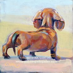 Google Image Result for http://cdn.dailypainters.com/paintings/puppy_butt_doxie_6ca1d8e5ffd37b4c5c14565608fb3e7b.jpg