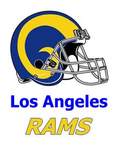 I love the Rams, and I hope they come back to L.A. in 2014!