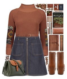 """""""👗Vintage Style with TwinkleDeals!"""" by arierrefatir ❤ liked on Polyvore featuring AG Adriano Goldschmied, Dorothy Perkins, Natural Curiosities, Maxwell Scott Bags, Nearly Natural, Urban Decay, Sugar Paper, Dot & Bo, Lancôme and Pier 1 Imports"""