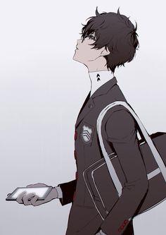 akira kurusu cute ~ akira kurusu & akira kurusu aesthetic & akira kurusu cute & akira kurusu icons & akira kurusu fanart & akira kurusu joker & akira kurusu wallpaper & akira kurusu x ryuji Persona 5 Anime, Persona 5 Joker, Super Smash Bros, I Love Anime, Anime Guys, Otaku, Ren Amamiya, Joker Pics, Akira Kurusu