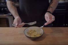 Master of None. Dev's victory in the battle for a perfect carbonara is a sublime win for the character, and Andrew Rea shows you how...