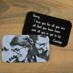 Gravierte Metallfotokarte personalisierte gravierte | Etsy Deployment Gifts, Military Deployment, Dark Ink, Metal Engraving, Star Pictures, Printer Paper, High Resolution Photos, Cool Lighting, Card Wallet