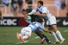 Pumas vs. South Africa (Augusto 2013) - Rugby Championship