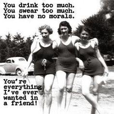 friends, haha