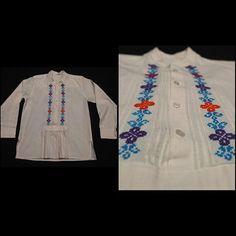 Coleta Marcada o Camisa de trabajo  #coleta #marcada #instaouje #LT #Panamá #pty #folklore #cultura #tradicion