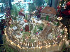 Fairy garden Christmas