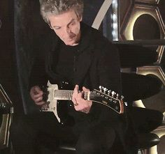 """""""Why can't jazz musicians just leave a melody alone?"""" Peter Capaldi http://www.brainyquote.com"""