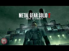 Metal Gear Solid 2 HD - Intro Cinematic - YouTube