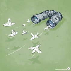 Foresight (Illustration by Robert Richter, personal artwork 2011)