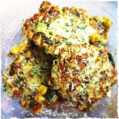 Yep, on my list for summer. Zucchini fritters-recipe at http://www.whoeatslikethis.com