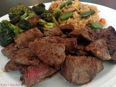 COPYCAT JAPANESE STEAKHOUSE HIBACHI WITH FRIED RICE