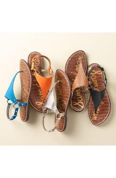 82f7a89dfe0dd Sam Edelman  Greta  Sandal (Women) Summer Shoes