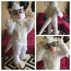 Zuberi Meerkat full suit - by jillcostumes