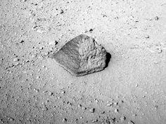 """Investigarán una extraña """"pirámide"""" de Marte"""