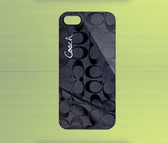 COACH Authentic Bag Style Original for iPhone 4/4S iPhone 5 Galaxy S2/ | WorldWideCase - Accessories on ArtFire