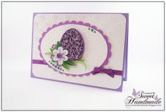 Part 1 of 2---• Sweet Handmade •: Quilling Easter Card - 2013
