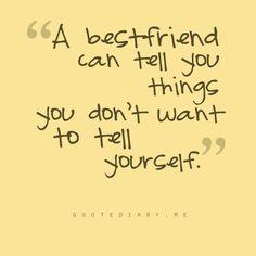 best friend true story