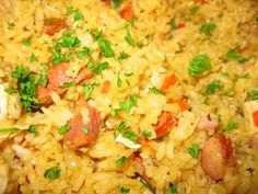 Image for Jambalaya Pot in a Very Thin Layer Wallpaper For Computer Jambalaya, Computer Wallpaper, Fried Rice, Fries, Layers, Strawberry, Food And Drink, Cooking Recipes, Ethnic Recipes