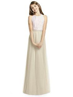 Dessy Collection Junior Bridesmaid JRS537 http://www.dessy.com/dresses/junior-bridesmaid/jrS537/