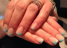 LCN gel nails done by Heidie