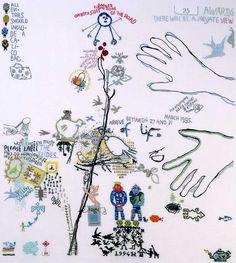 tilleke-schwarz_tree-of-life-1994
