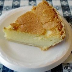 Grandmother taylors Southern Chess PIe Recipe | Just A Pinch Recipes