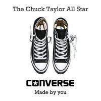 Każda para Chuck Taylor All Star opowiada prawdziwą i osobistą historię transformacji z białego, czarnego, czerwonego lub granatowego sneakersa w niezwykłe dzieło sztuki.