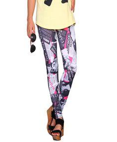 Free Shipping 2013 Spring NEW Womens Pants Sexy Ultra Elastic Skinny Leggings LML0045