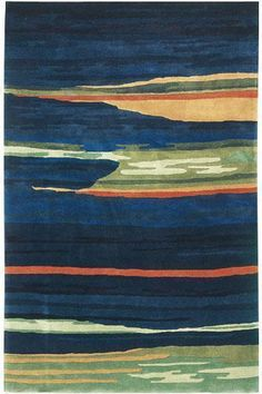 Flying Skies Area Rug - Contemporary Rug - Modern Rugs - Area Rug | HomeDecorators.com