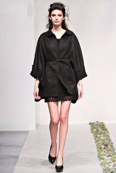 Luisa Beccaria Fall 2012 Ready-to-Wear Fashion Show