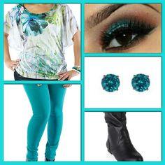 Turquoise - plus size