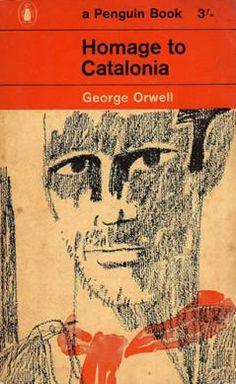 Homage to Catalonia: Homenaje a Cataluña es la narración de las vivencias de Orwell en el frente de Aragón, durante el primer año de la guerra civil española, donde se alistó a través del P.O.U.M.