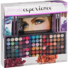 The Color Workshop Ultimate Experience Makeup Compact, 100 pc