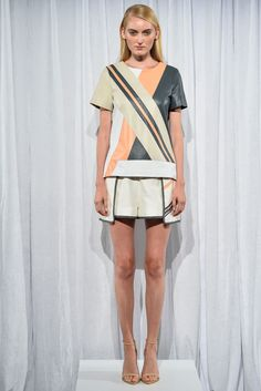 Jonathan Simkhai Spring 2014 Ready-to-Wear Collection Slideshow on Style.com