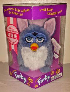 GO FURBY - #1 Resource For Original Furby Fans!: Japanese Original TOMY Furby - More Pics!!!