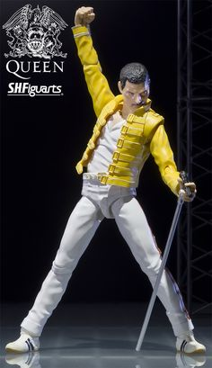 Action Figure S. Dc Comics Action Figures, Military Action Figures, Custom Action Figures, Queen Freddie Mercury, Kids Toys For Boys, Toys For Us, Freddie Mercuri, Building Games For Kids, Figure Photography