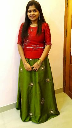 645bb23f590 466 Best Indian Traditional Skirts images in 2019 | Traditional ...
