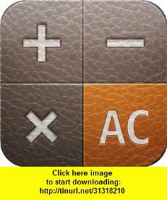 Leather Calculator for iPad, iphone, ipad, ipod touch, itouch, itunes, appstore, torrent, downloads, rapidshare, megaupload, fileserve