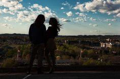 Nashville Engagement Session Photos at Capitol Building Nashville.  Jon Reindl Photography Nashville Wedding Photographer