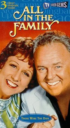 Another Classic in a Classic.. All In The Family. Whatt... Geez Edith, would you Dummy Up and Stifle Yourself.. Where's Meat Head :-)