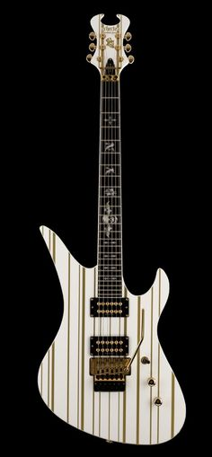 Schecter Synyster Custom! *w*