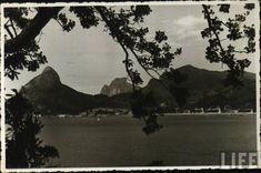 Vintage Rio de Janeiro, Brazil.